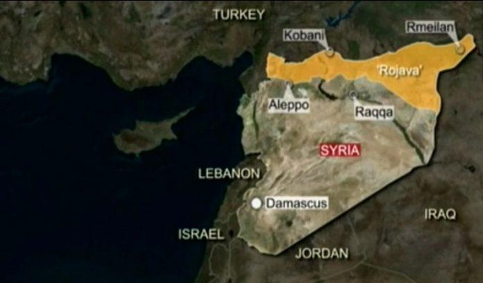 συρίας