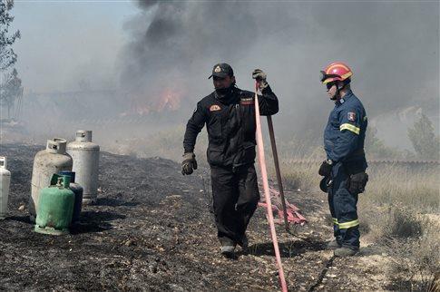 33χρονος πυροσβέστης